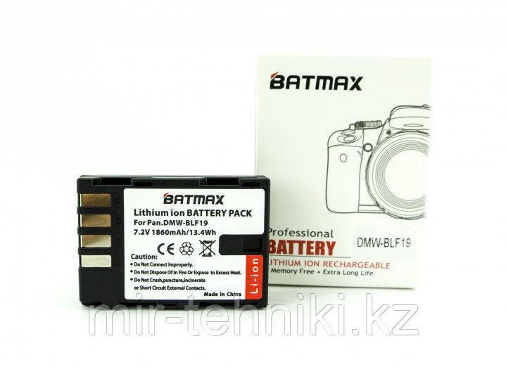 Аккумулятор батарея Batmax DMW-BLF19