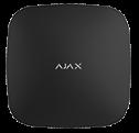 Контроллер систем безопасности Ajax Hub Plus черный