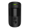 Датчик движения с фотоподтверждением тревог MotionCam черный
