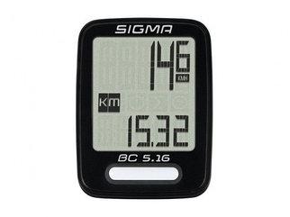 Sigma велокомпьютер BC 5.16