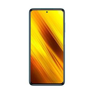 Мобильный телефон Xiaomi Poco X3 128GB Cobalt Blue, фото 2