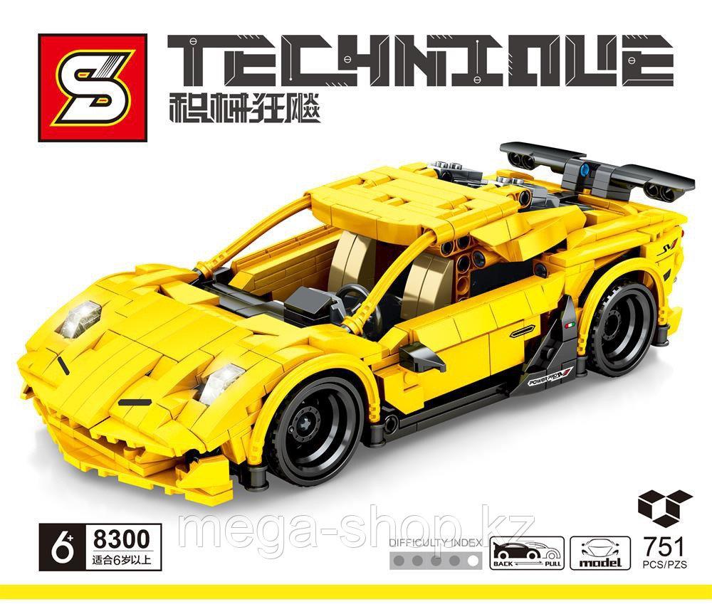 Конструктор  SY 8300 Lamborghini Aventador 751 деталей