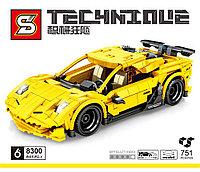 Конструктор  SY 8300 Lamborghini Aventador 751 деталей, фото 1