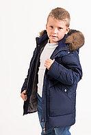 Детская зимняя куртка для мальчика X-Woyz DT-8279