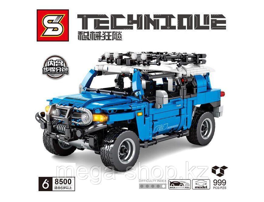 Конструктор Toyota Land Cruiser SY8500  - 999 деталей