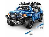 Конструктор Toyota Land Cruiser SY8500  - 999 деталей, фото 3