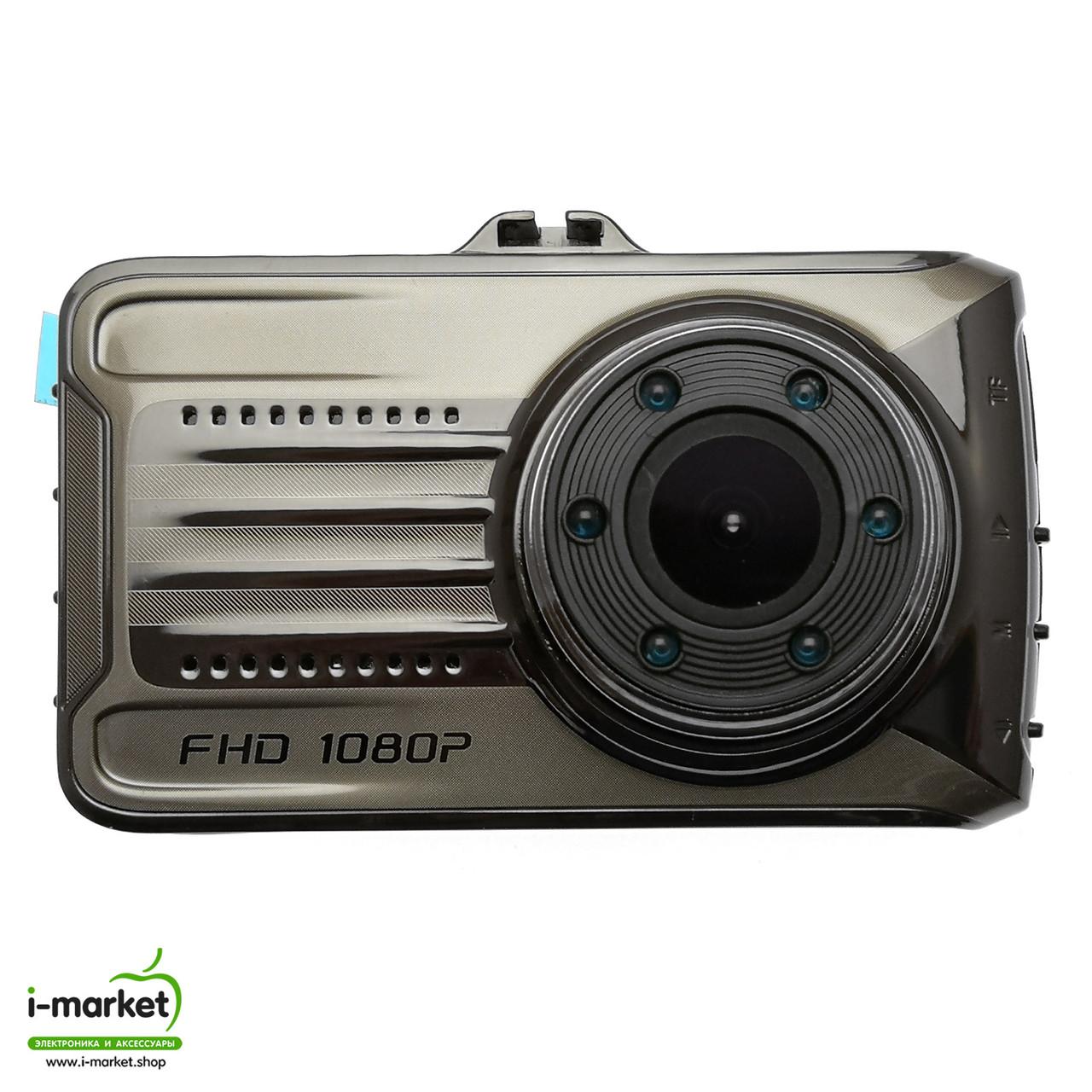 Автомобильный видеорегистратор T666G - фото 2