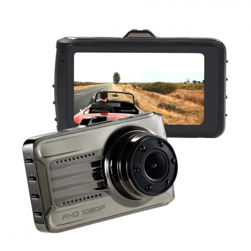 Автомобильный видеорегистратор T666G - фото 4