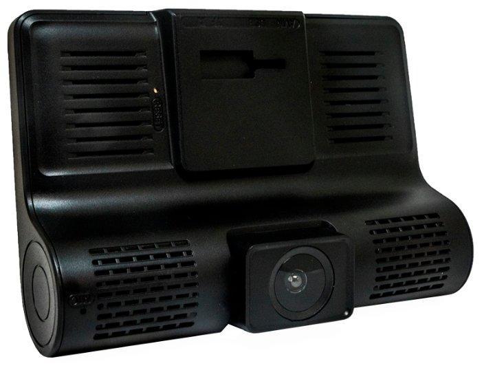 Автомобильный видеорегистратор с тремя камерами c9 - фото 2