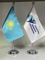 Изготовление фирменных флагов для компаний