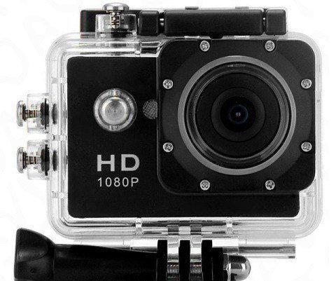 Action Video Camera Model X 6000-11 - фото 1