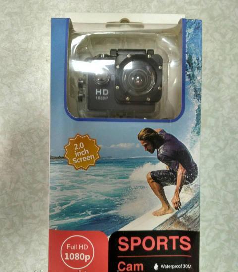 Action Video Camera Model X 6000-11 - фото 2