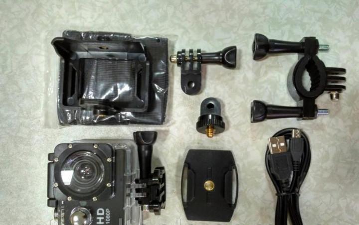 Action Video Camera Model X 6000-11 - фото 3
