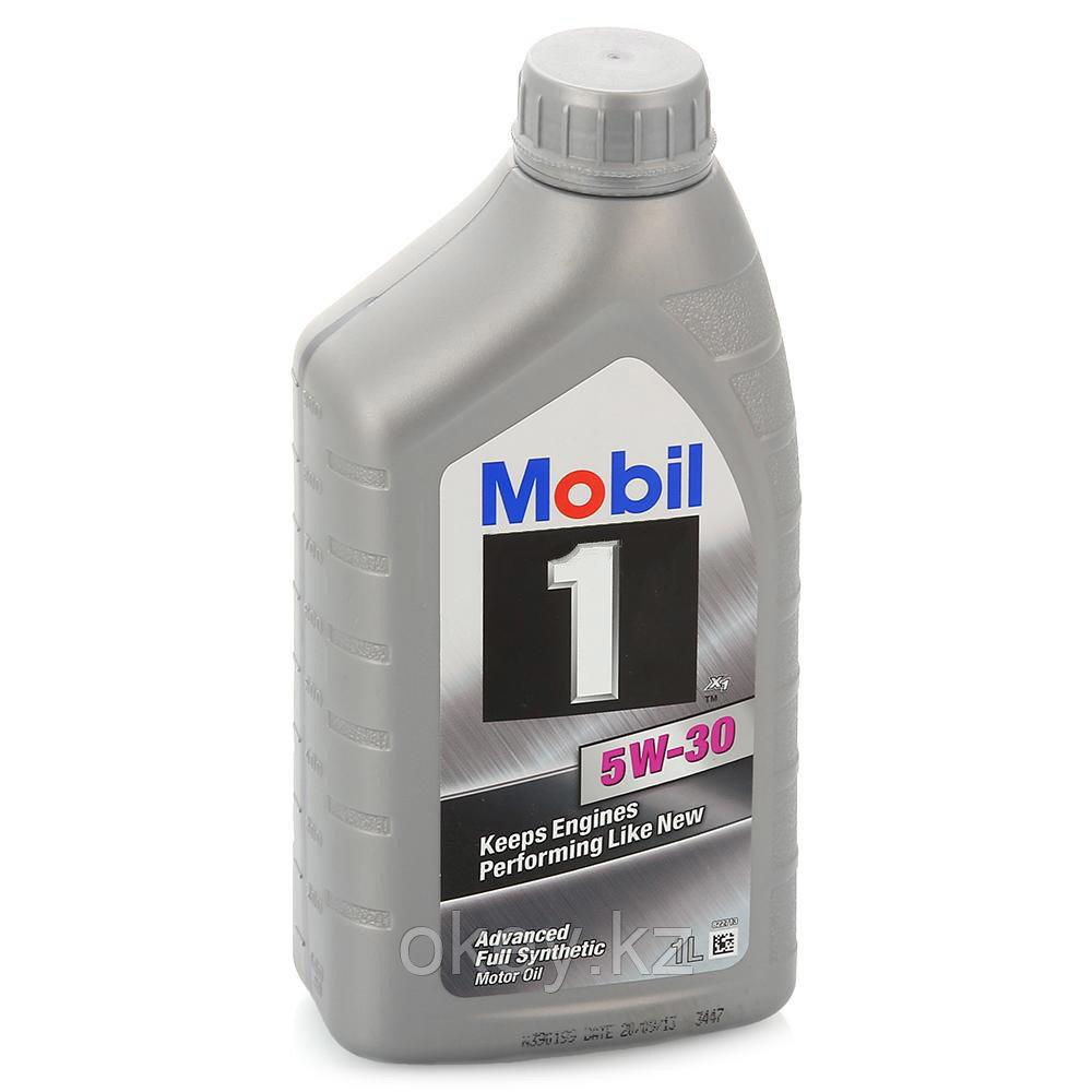 Моторное масло Mobil 1 5W-30 X1, 1л 152722