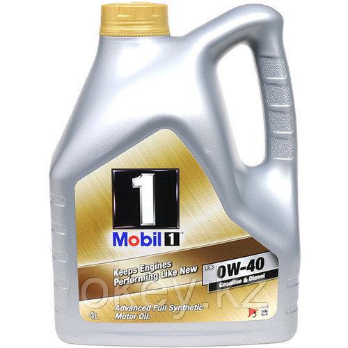 Моторное масло Mobil 1 0W-40, 4л. 153692