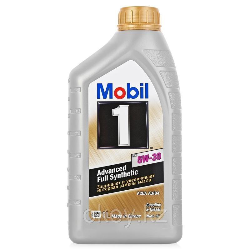 Моторное масло Mobil 1 5W-30 FS, 1л. 153749