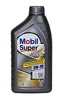 Моторное масло Mobil Super 3000 XE 5W-30, 1л. 152574