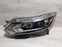 26060HV00B Фара левая для Nissan Qashqai J11E 2014- Б/У
