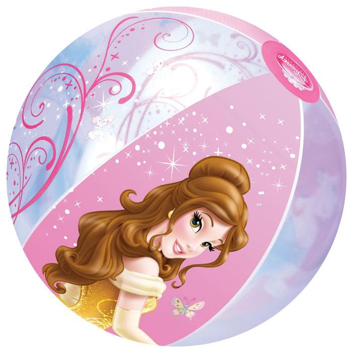 Мяч пляжный Princess, d=51 см, от 2 лет, 91042 Bestway