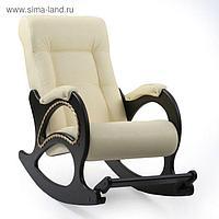Кресло-качалка Модель 44 Лоза/Венге/Дунди 112