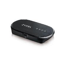 Zyxel WAH7601 Портативный LTE Cat.4 Wi-Fi маршрутизатор Zyxel WAH7601 (вставляется сим-карта),  802.11n