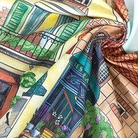 Скатерть 'Этель Италия', 220 x 150 см, хлопок 100 , саржа, 190 г/м