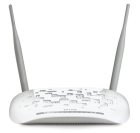 Модем, TP-Link, TD-W8968, ADSL, Беспроводной, 300M, ADSL2+router