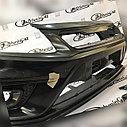 Бампер передний X-MUG Sport Гранта, фото 2