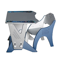 """Набор детской мебели """"Техно"""" (стол и стул) регулируемый по высоте"""