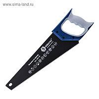 """Ножовка по дереву """"КОБАЛЬТ"""" 246-142, 7 TPI, тефлоновое покрытие, 3D-заточка"""
