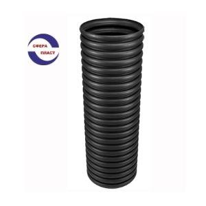 Труба подъемная пластиковая 425 мм (гофра) - 1 м