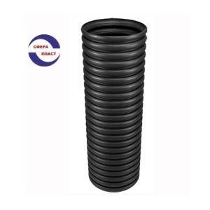 Труба подъемная пластиковая 425 мм (гофра) - 2 м