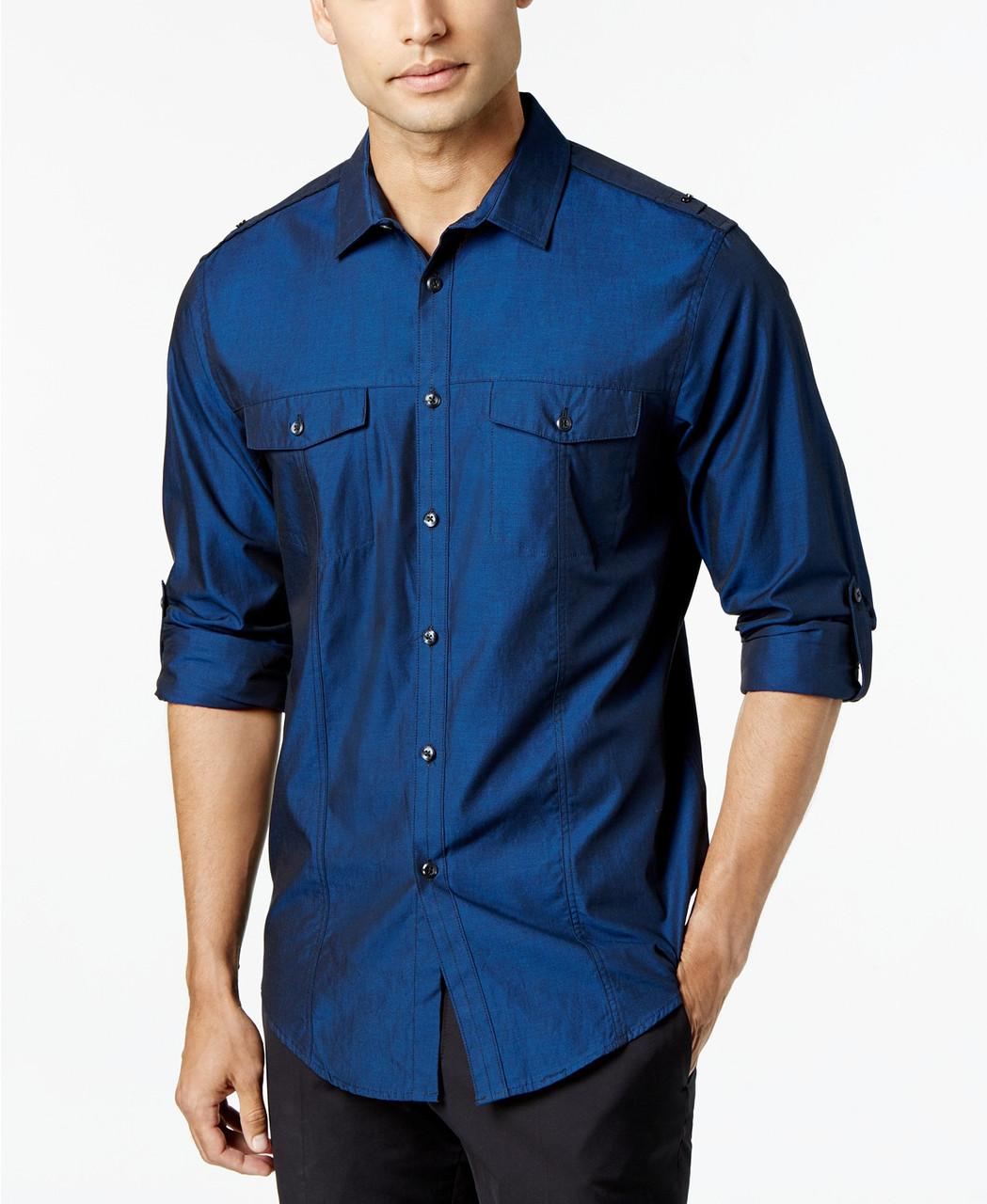 Inc International Concepts Мужская рубашка - Е2