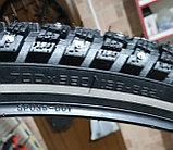"""Велосипедные покрышки зимние, шипованные, на обод  28""""., фото 2"""