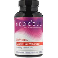 БАД Кератин для увеличения объема волос (60 капсул)