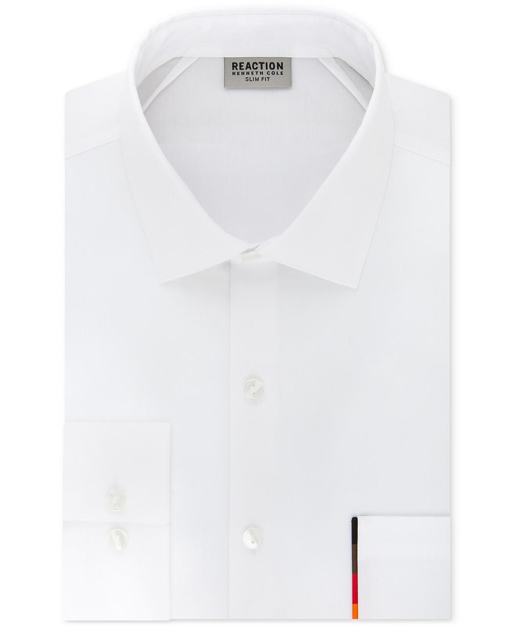 Kenneth Cole Reaction Мужская рубашка - Е2