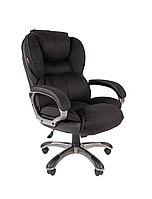 Кресло офисное для руководителя мягкое CHAIRMAN 434 черный