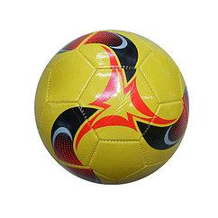 Мяч футбольный №2 (желтый)