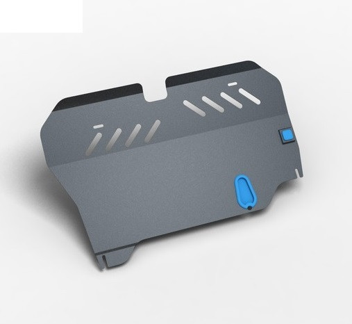 Защита картера KIA Cadenza (2011-2020) 3.5 бензин АКПП