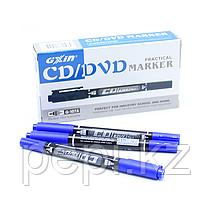Маркер для CD, Gxin синий