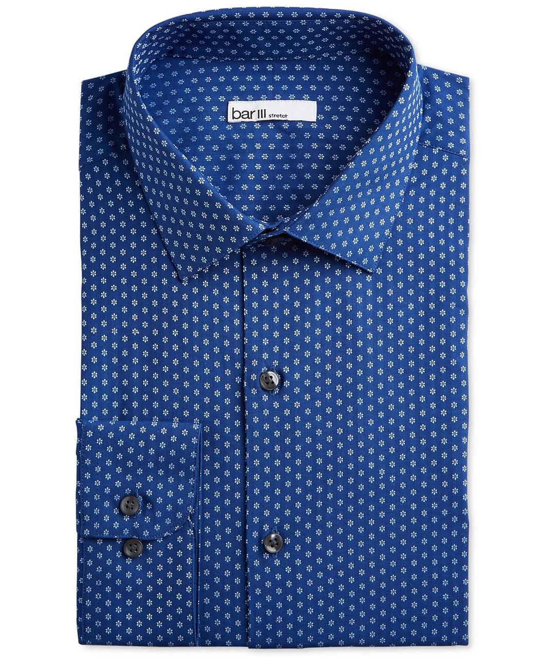 Bar Iii Мужская рубашка - Е2