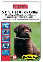 SOS RecZ-F-Bnd Hund Junior 60 см - Ошейник от блох и клещей для щенков