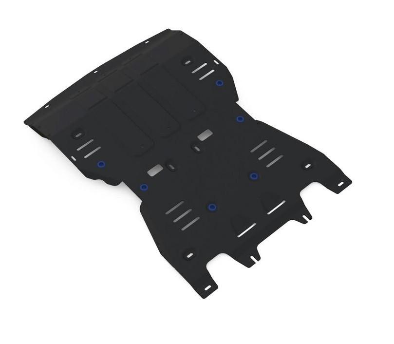 Защита КПП и РК Porsche Macan (2014-2020)