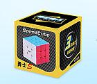 Профессиональный Кубик Рубика 3 на 3 Qiyi Cube в цветном пластике. Оригинал, фото 8