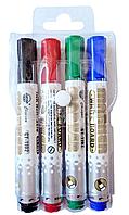 Маркеры для маркерной доски в наборе