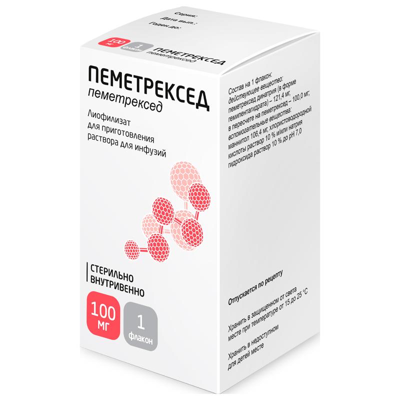 Препарат Пеметрексед