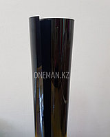 Флекс пленка Черное зеркало с эффектом фольги (OS Foil Black), фото 1