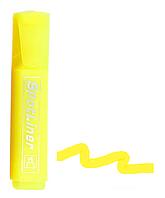 Текстовыделитель Sport Liner 1-4 мм, желтый