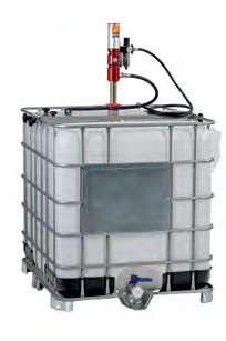 Набор для раздачи масла из больших емкостей 1000 л Meclube 022-1892-000