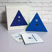 Скоростная головоломка Gan Pyraminx M Standard без гаек